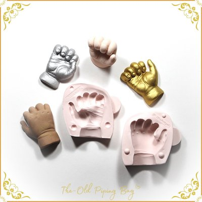 The Old Piping Bag | Baby Hand