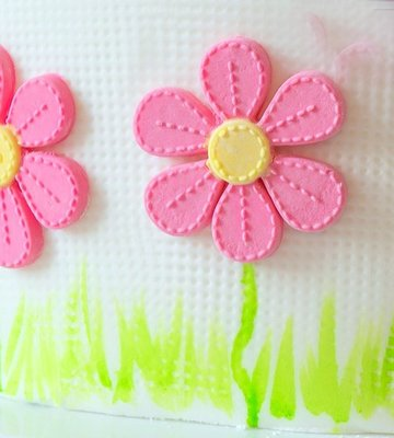 Katy Sue Designs | Stitched Flowers-Blossom