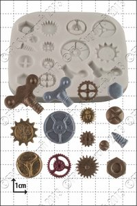 FPC  Steam Punk Cogs & Gears