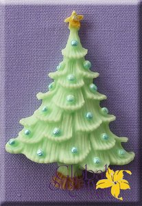 Global Sugar Art | Tree with Baubles